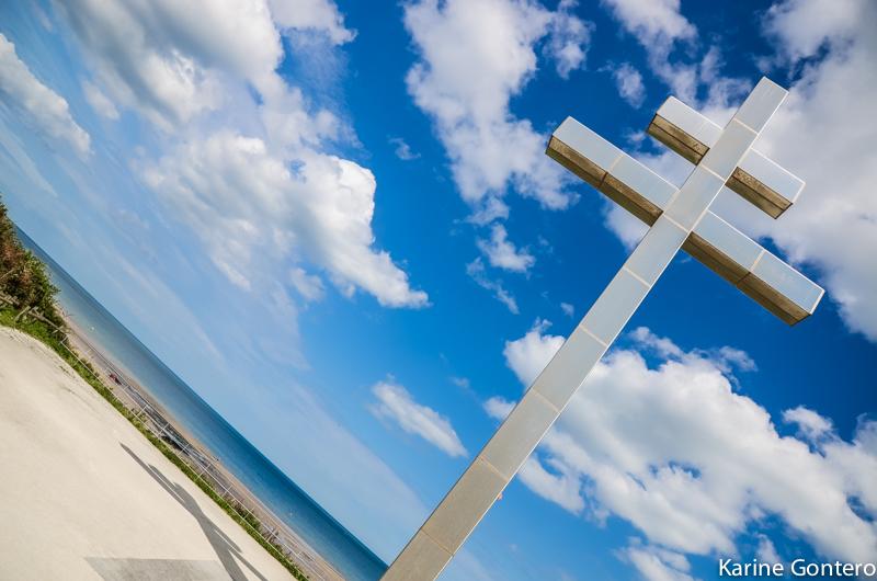 Juno Beach et la Croix deLorraine